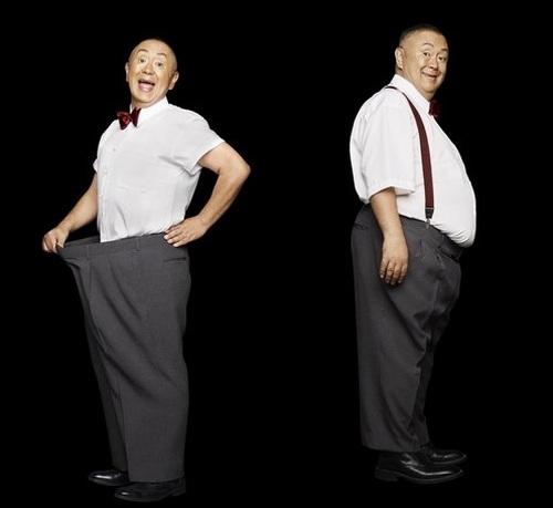 松村邦洋がRIZAP成功で30kg減「人生楽しくなった」