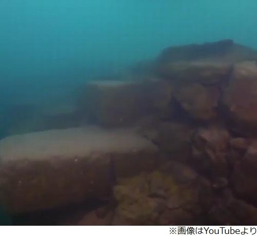 """【ウラルトゥ王国】湖底に沈む""""3000年前の城""""発見か — トルコ東部 [動画] YouTube動画>1本 ->画像>19枚"""