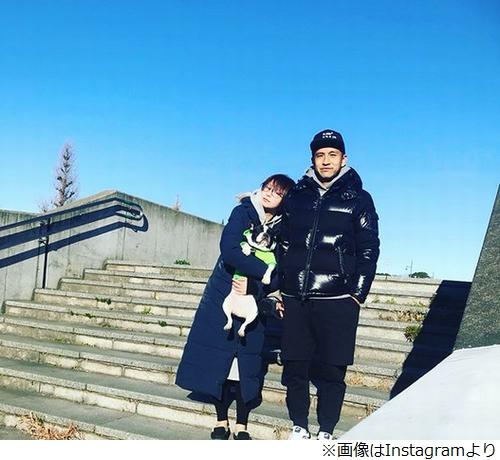田中美保&稲本潤一夫妻が結婚記念日2ショット | Narinari.com