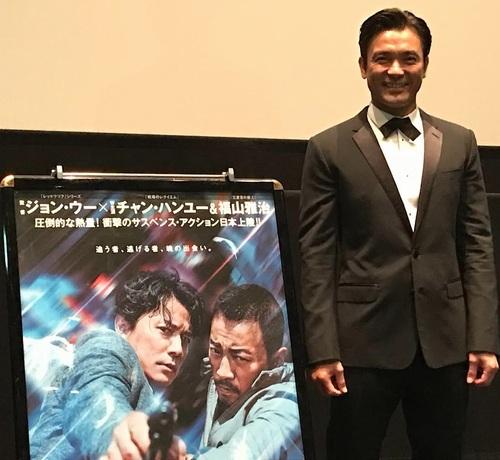 """""""逆輸入俳優""""ジョーナカムラが地元凱旋"""