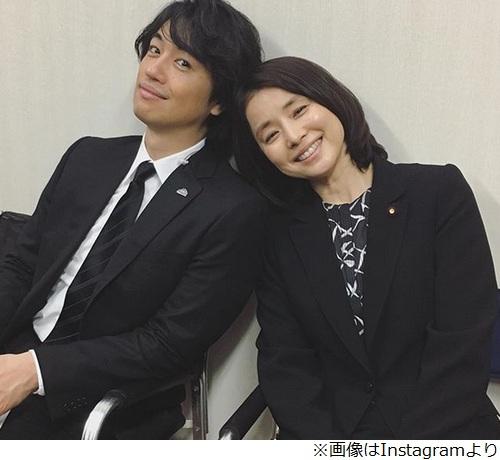 石田ゆり子、斎藤工は「みんなの親戚」