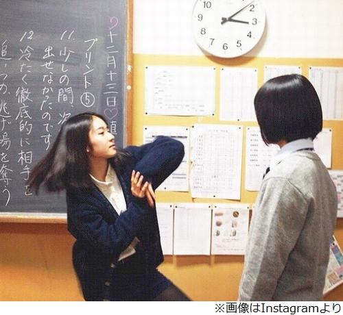 高校の朝日奈央ゴリラ動画\u201d松岡茉優から流出危機