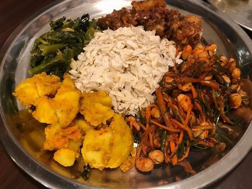 ネパールの干米