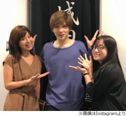 橋本環奈&宇賀なつみ、意外な交友に驚きの声 | Narinari.com